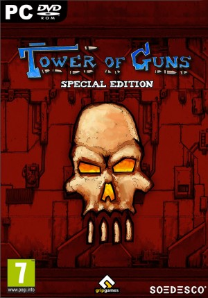 Copertina Tower of Guns - PC