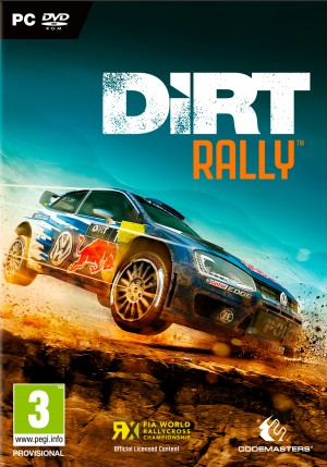Copertina DiRT Rally - PC