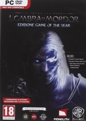 Copertina La Terra di Mezzo: L'Ombra di Mordor - GOTY Edition - PC