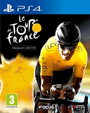 Copertina Le Tour de France 2015 - PS4