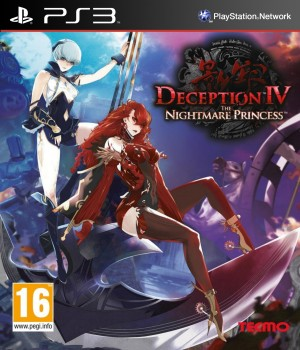 Copertina Deception IV: The Nightmare Princess - PS3