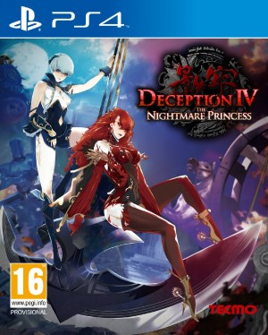 Copertina Deception IV: The Nightmare Princess - PS4