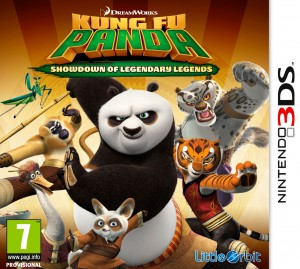 Copertina Kung Fu Panda: Scontro Finale delle Leggende Leggendarie - 3DS