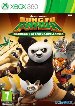 Copertina Kung Fu Panda: Scontro Finale delle Leggende Leggendarie - Xbox 360