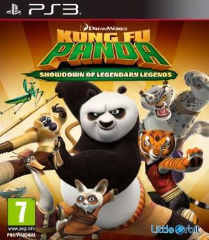 Copertina Kung Fu Panda: Scontro Finale delle Leggende Leggendarie - PS3