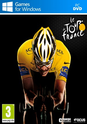 Copertina Le Tour de France 2015 - PC