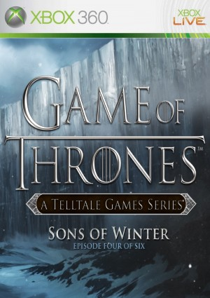 Copertina Game of Thrones Episode 4: Sons of Winter - Xbox 360