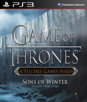 Copertina Game of Thrones Episode 4: Sons of Winter - PS3