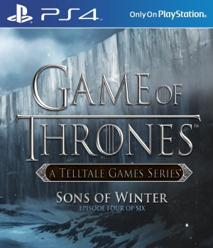 Copertina Game of Thrones Episode 4: Sons of Winter - PS4