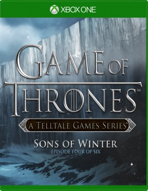 Copertina Game of Thrones Episode 4: Sons of Winter - Xbox One
