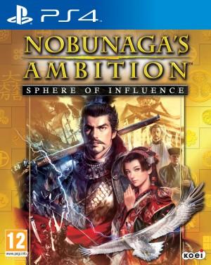 Copertina Nobunaga's Ambition: Sphere of Influence - PS4