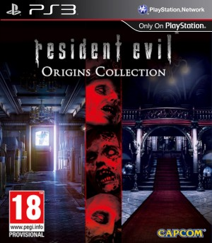 Copertina Resident Evil: Origins Collection - PS3
