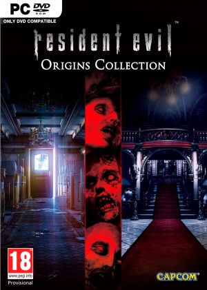 Copertina Resident Evil: Origins Collection - PC
