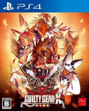 Copertina Guilty Gear Xrd: Sign - PS4