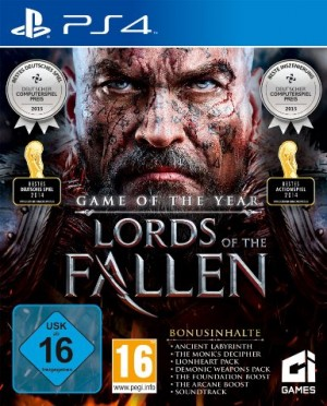 Copertina Lords of the Fallen: Complete Edition - PS4