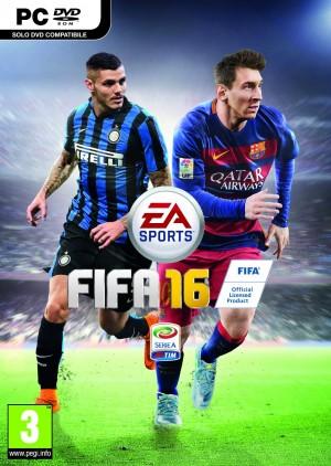 Copertina FIFA 16 - PC
