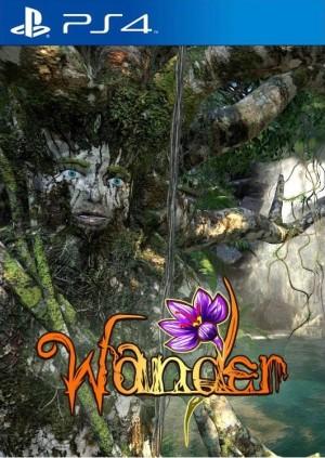 Copertina Wander - PS4