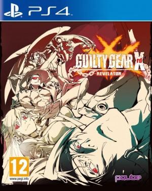 Copertina Guilty Gear Xrd: Revelator - PS4