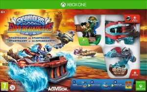 Copertina Skylanders SuperChargers - Xbox One