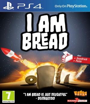 Copertina I Am Bread - PS4