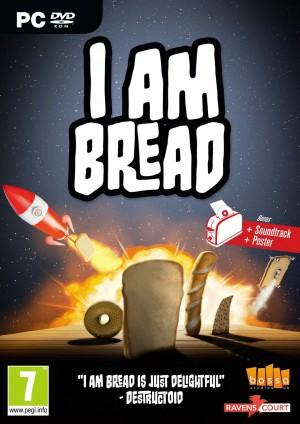 Copertina I Am Bread - PC
