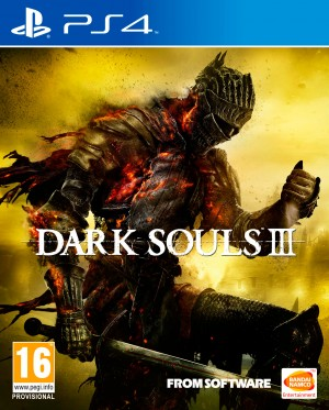 Copertina Dark Souls III - PS4