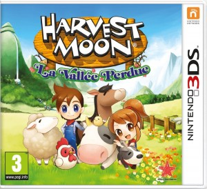 Copertina Harvest Moon: The Lost Valley - 3DS