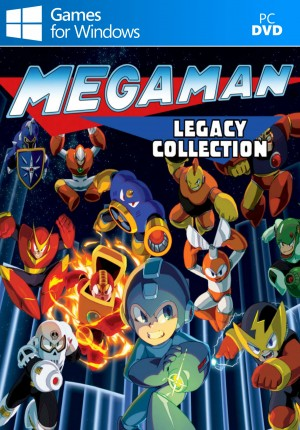Copertina Mega Man Legacy Collection - PC