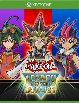 Copertina Yu-Gi-Oh! Legacy of the Duelist - Xbox One