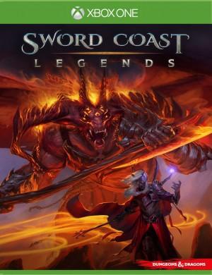 Copertina Sword Coast Legends - Xbox One
