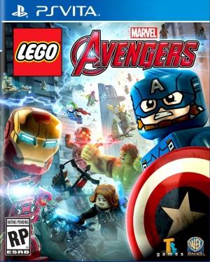 Copertina LEGO Marvel's Avengers - PS Vita