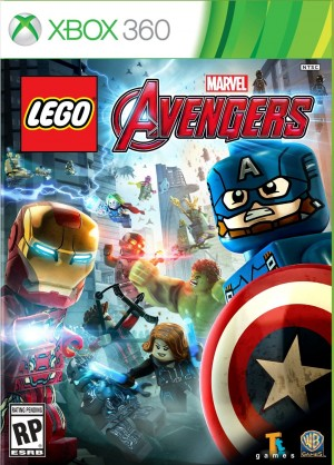 Copertina LEGO Marvel's Avengers - Xbox 360