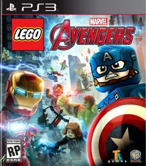Copertina LEGO Marvel's Avengers - PS3