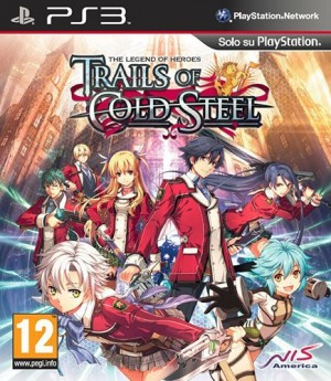 Copertina The Legend of Heroes: Trails of Cold Steel - PS3