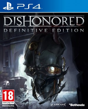 Copertina Dishonored: Definitive Edition - PS4