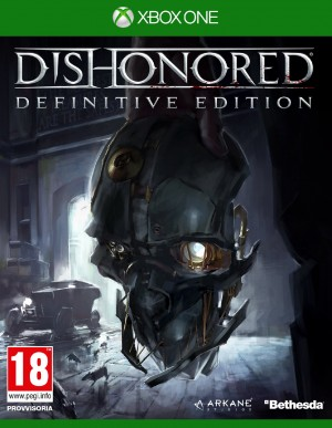 Copertina Dishonored: Definitive Edition - Xbox One