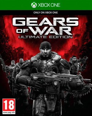 Copertina Gears of War: Ultimate Edition - Xbox One