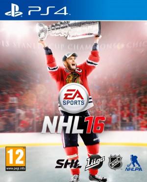Copertina NHL 16 - PS4