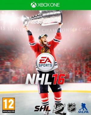 Copertina NHL 16 - Xbox One