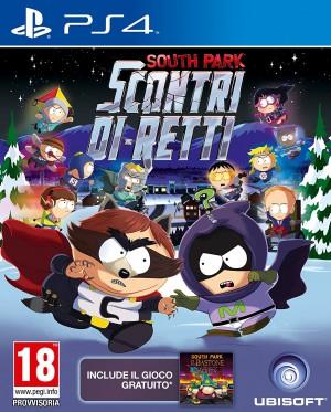 Copertina South Park: Scontri Di-Retti - PS4
