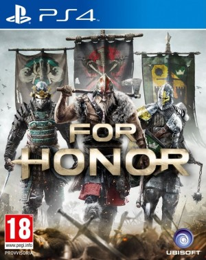 Copertina For Honor - PS4