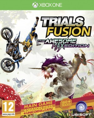 Copertina Trials Fusion - The Awesome Level Max Edition - Xbox One