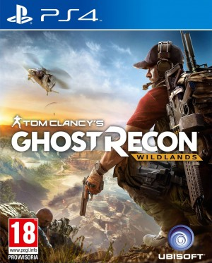 Copertina Ghost Recon: Wildlands - PS4