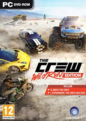 Copertina The Crew: Wild Run - PC