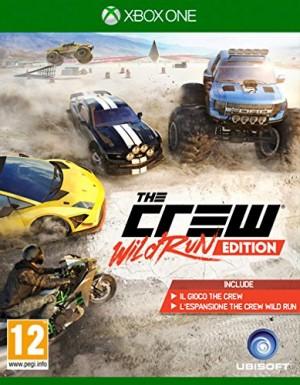 Copertina The Crew: Wild Run - Xbox One