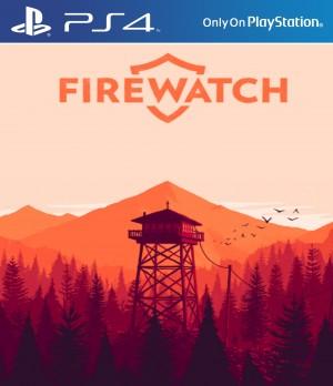 Copertina Firewatch - PS4