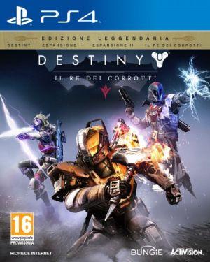 Copertina Destiny - Il Re dei Corrotti - PS4