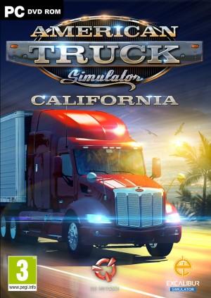 Copertina American Truck Simulator - PC