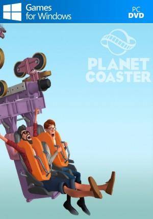 Copertina Planet Coaster: Simulation Evolved - PC