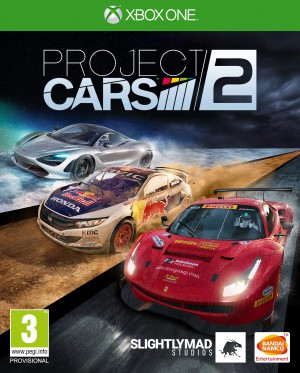 Copertina Project CARS 2 - Xbox One